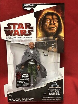 Star Wars Legacy Collection ..................MAJOR PANNO