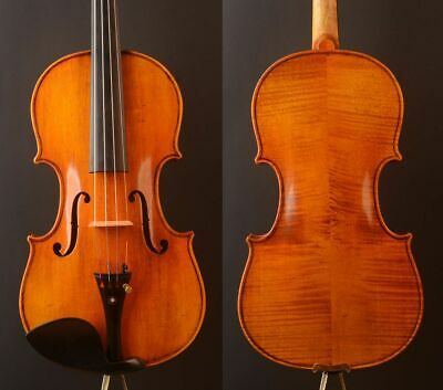 Special Offer! A Strad Model T19vioin,!fine tone German Oil