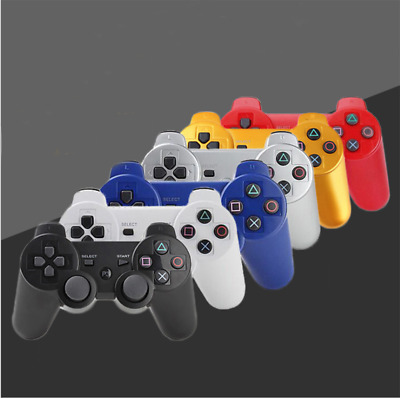 Fashion Wireless Bluetooth Controller Gamepad Joystick For PS3 Handle Cool