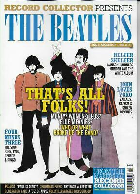 RECORD COLLECTOR PRESENTS-THE BEATLES Vol.3 (NEW)*Post included to UK/Europe/USA