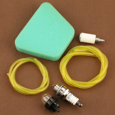 Replacement Air Filter Tool Spare Attachment Fuel line Kit for McCulloch