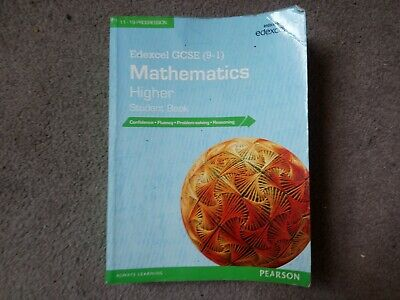 Edexcel GCSE (9-1) Mathematics: Higher Student Book by Pearson Education Limited
