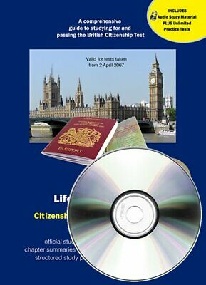 Life in the UK Test Study Material + CD-ROM (with audio) (Life in the UK Citi.