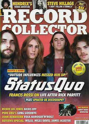 RECORD COLLECTOR- No.497 October 2019 (NEW)*Post included to UK/Europe/USA