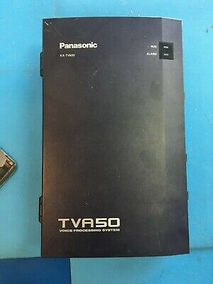 Panasonic KX-TVA50 Phone Voice Processing System Voice Mail