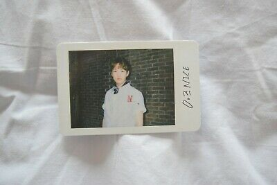 SEVENTEEN HOSHI [LOVE & LETTER REPACKAGE] Official Photo Card Limited