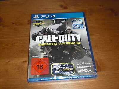 Call of Duty Infinite Warfare - Playstation 4 PS4 - Activision - NEU OVP
