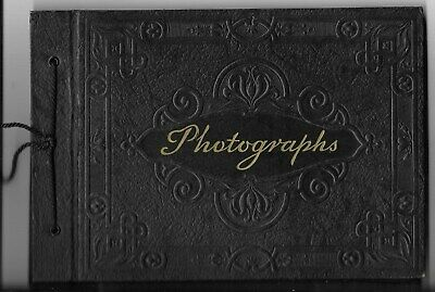 1940s Vintage Photo Album / Women Colleagues Clowning at Lake Ontario / DC / NY