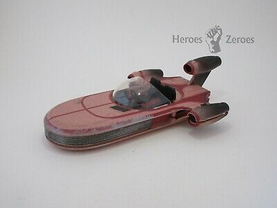 Disney Store Star Wars LANDSPEEDER Die Cast Vehicle