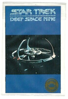 Star Trek Deep Space Nine Hero Premiere Edition Ashcan (Silver Foil) - Sealed