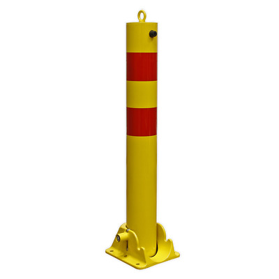 FBOL900 Sealey Folding Bollard 900mm [Vehicle Clamps & Barriers]