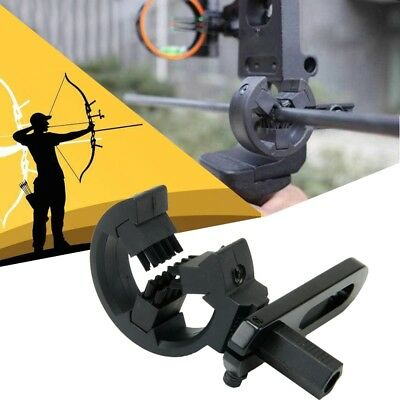 Archery Drop Biscuit Arrow Rest for Compound Bow Hunting Shooting Brush Whisker