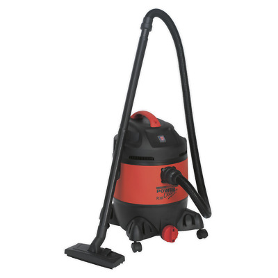 PC300 Sealey Vacuum Cleaner Wet & Dry 30ltr 1400W/230V [Vacuum Cleaners]