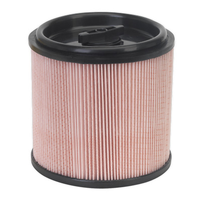 PC200CFF Sealey Cartridge Filter for Fine Dust [Vacuum Cleaners]