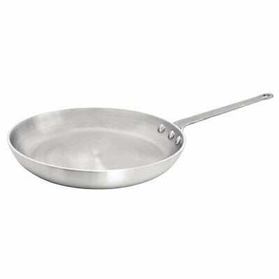 Vogue Heavy Duty Aluminium Frying Pan Catering Commercial Cookware