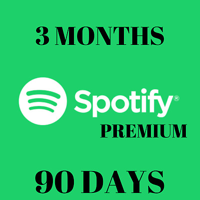 Spotify premium | 3 Months | Personal account