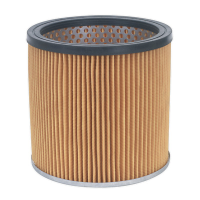 PC477.PF Sealey Cartridge Filter for PC477 [Vacuum Cleaners]