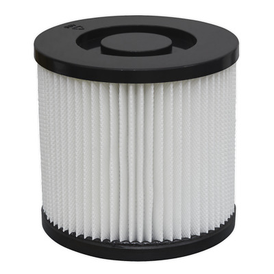 PC195SDCFL Sealey Locking Cartridge Filter for PC195SD [Vacuum Cleaners]