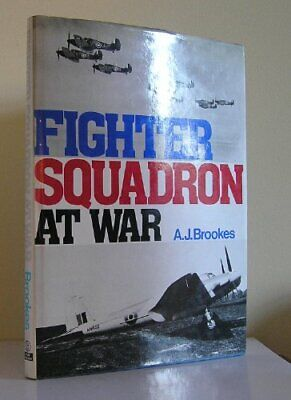 Fighter Squadron at War-Andrew J. Brookes