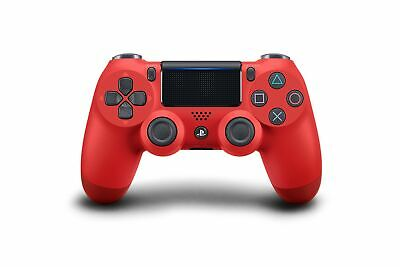 Sony PlayStation DualShock 4 Red Controller - Brand New