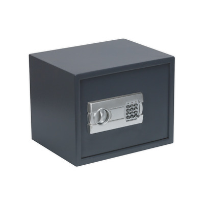 SECS02 Sealey Electronic Combination Security Safe 380 x 300 x 300mm