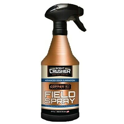 Scent Crusher 59307 Field Spray 24 oz Scent Eliminator
