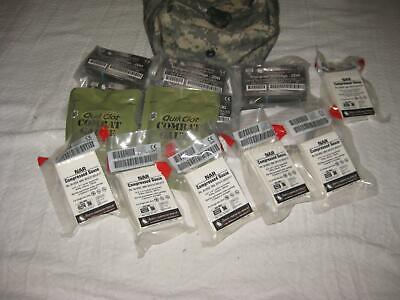 Soldier Created Survival Acu Ifak Kit Camping Hunting 2071/3325/2117/1755 Xp2012