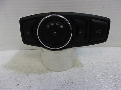 13 2013 Lincoln MKZ Dash Mounted Headlight Lamp & Trunk Release Switch OEM
