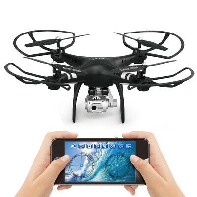 4DRC Drone Quadcopter With 5MP 1080P HD Camera WIFI