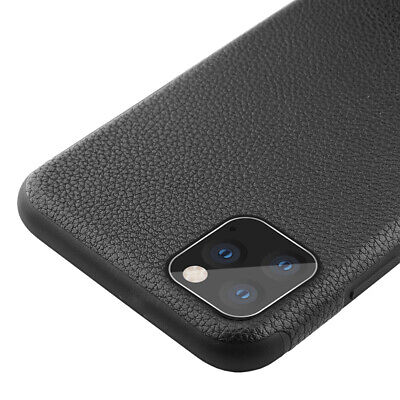 Apple iPhone 11 Pro Max Hülle Leder Case Für Original Leather Schutzhülle Cover