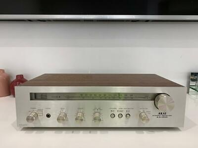Magnificent Vintage Akai Aa-1010 Stereo Receiver Home Audio