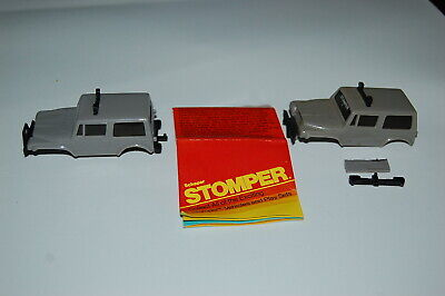 Schaper Stomper 2 Jeep Cj's  Toy Car Battery Op Body Only