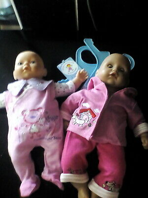My first baby Annabell/baby born dolls clothes ( dolls not included)