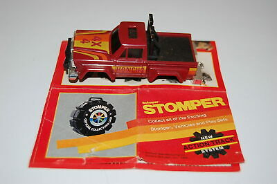 Schaper Stomper Jeep Honcho Toy Car Battery Op Body Only Ex Cond