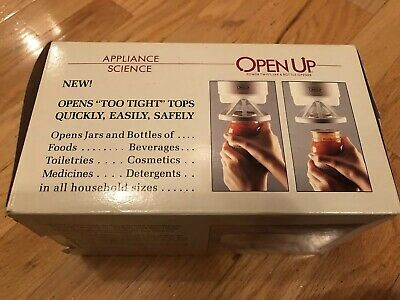 Appliance Science Open Up Brand New In Open Box