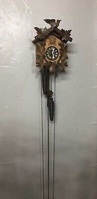 Vintage Mid-1960's Regula Cuckoo Clock made in West Germany