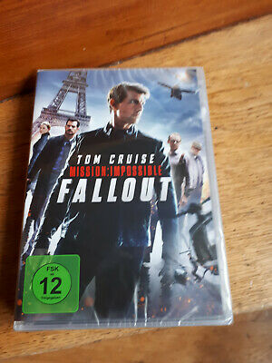 Mission Impossible Fallout: Mit Tom Cruise, Rebeca Ferguson, Henry Cavill U.a.