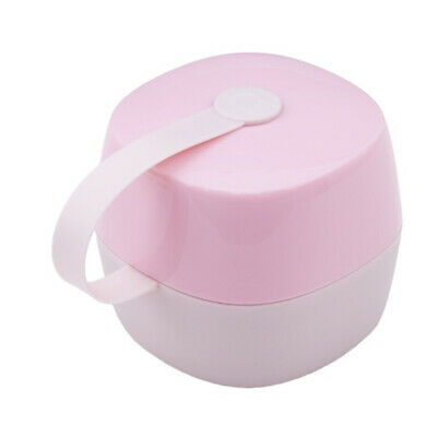 Portable Infant Baby Pacifier Soother Nipple Storage Box Case Container Pink# O1