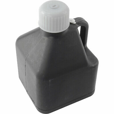 JEGS Performance Products 80265 Square 2.5 Gallon Jug Black