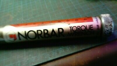 Norbar Torque Wrench 30-150nm