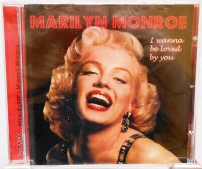 Marilyn Monroe + CD + I Wanna Be Loved By You + Hörbuch + Spannende Biografie +