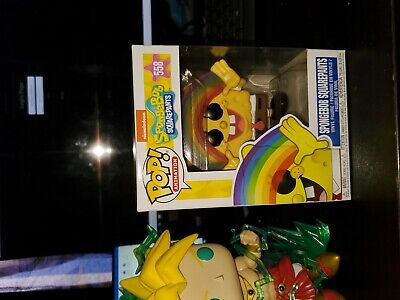 Funko Pop Nickelodeon: Spongebob Squarepants #558