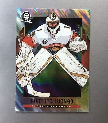 🏒 2018-19 Canadian Tire Coast to Coast Polar Lights #135 Roberto Luongo 🏒