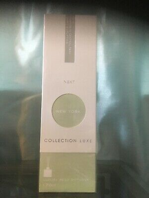 NEXT NEW YORK COLLECTION LUXE 170ml LUXURY REED DIFFUSER - BNIB