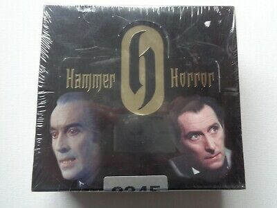Hammer Horror  2008    FACTORY SEALED BOOSTER BOX  / Booster Box