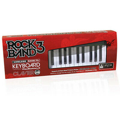 PS3 Rock Band 3 Wireless Keyboard [Mad Catz]