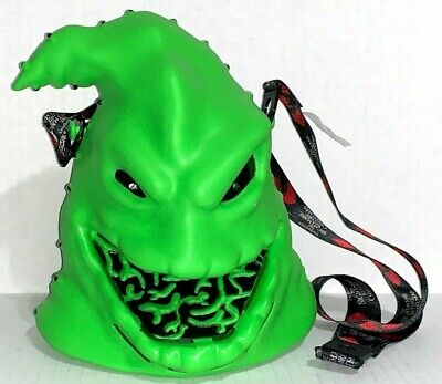 Disney Mickey's Not So Scary Oogie Boogie Light Up Popcorn Bucket 2019 NEW