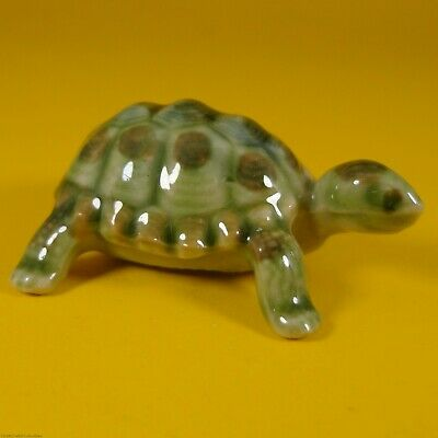 Wade Whimsies (circa late 60') The Tortoise Family Series - Green Baby