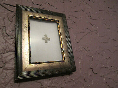 Byzantine cross from Bulgaria  ancient roman framed 8x10