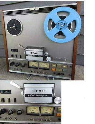 Teac Model A-3000 Stereo Tape Deck